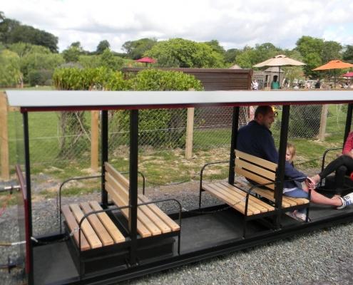 Open Passenger Coach